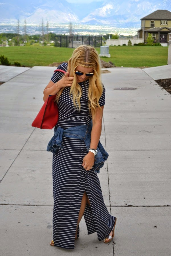 A Girls Kind of Therapy: Summer Maxi...