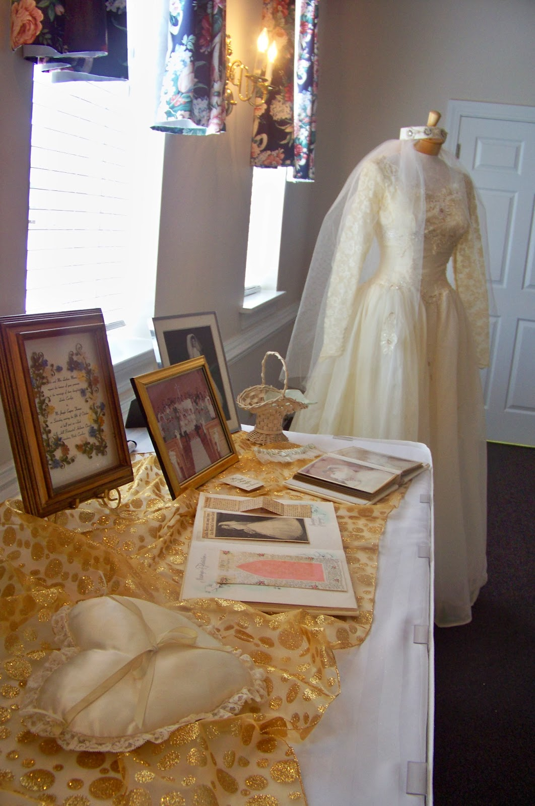 Sbd events the event specialist regina white parents for Dresses for 50th wedding anniversary party