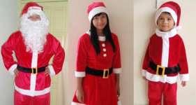 Hadiah Baju Natal