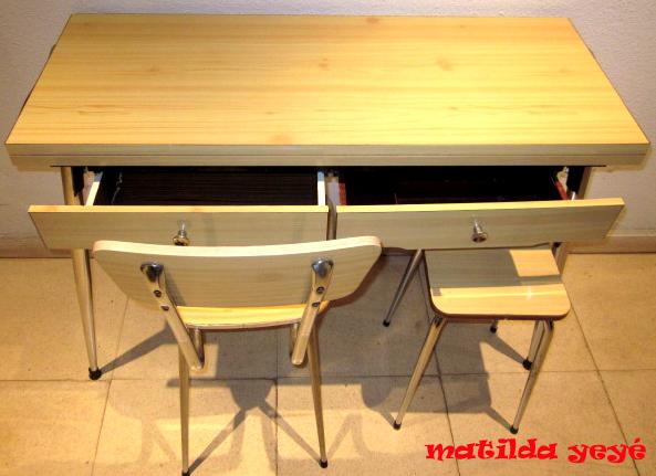 Venta online objetos vintage y retro - Mesas cocina vintage ...