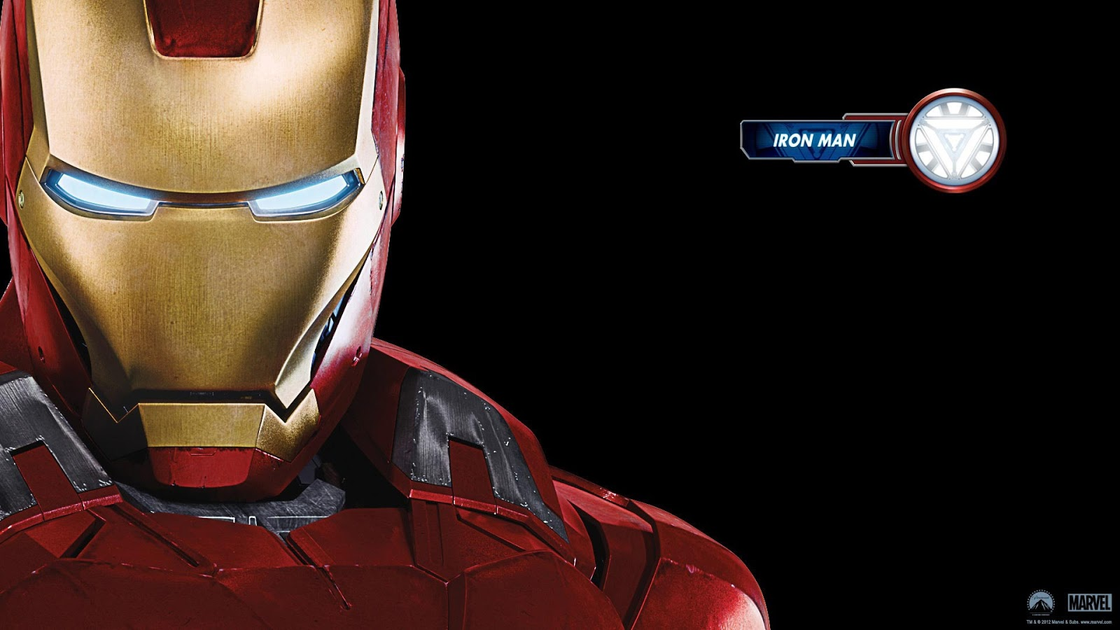 Iron Man in Avengers Wallpaper HD