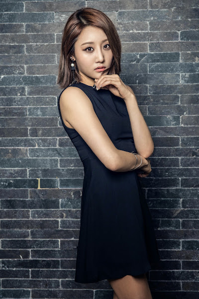 A.KOR's Jiyoung in bnt International March 2015