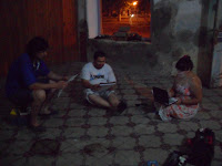 Primer taller de formación política en General Arenales