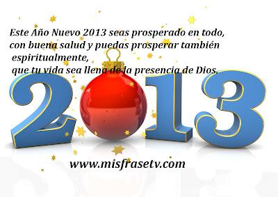 Los Mejores mensajes cristianos de feliz año nuevo 2013 Wallpaper