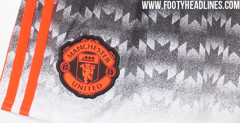 Al detalle los 3 uniformes adidas del Manchester United que presentará mañana
