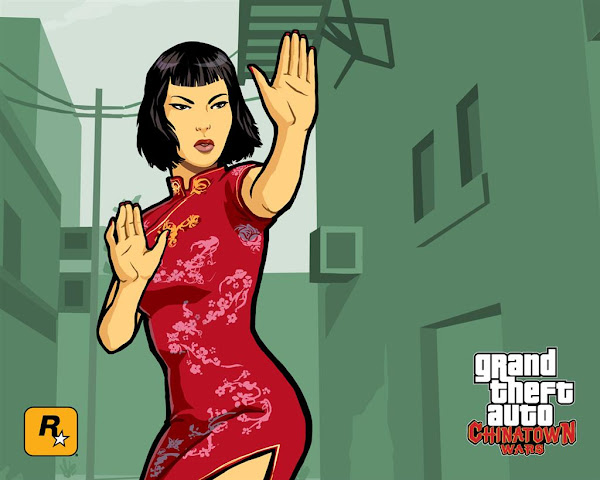 #13 Grand Theft Auto HD & Widescreen Wallpaper
