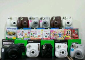 kamera polaroid aneka fuji instax murah