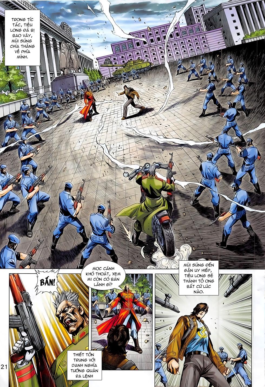 Tân Tác Long Hổ Môn chap 794 Trang 21 - Mangak.info