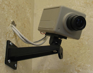 small town security cameras