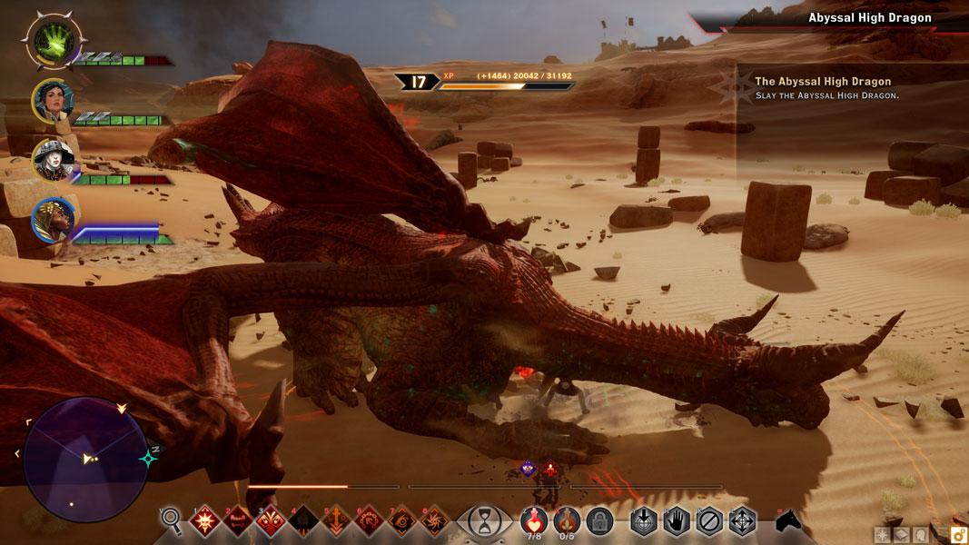 Abyssal High Dragon