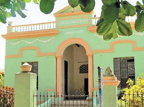 Escuela Primaria Mateo Reyes