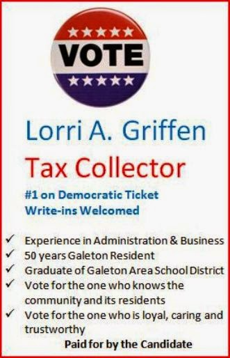 5-21 Lorri A. Griffin For Tax Collector