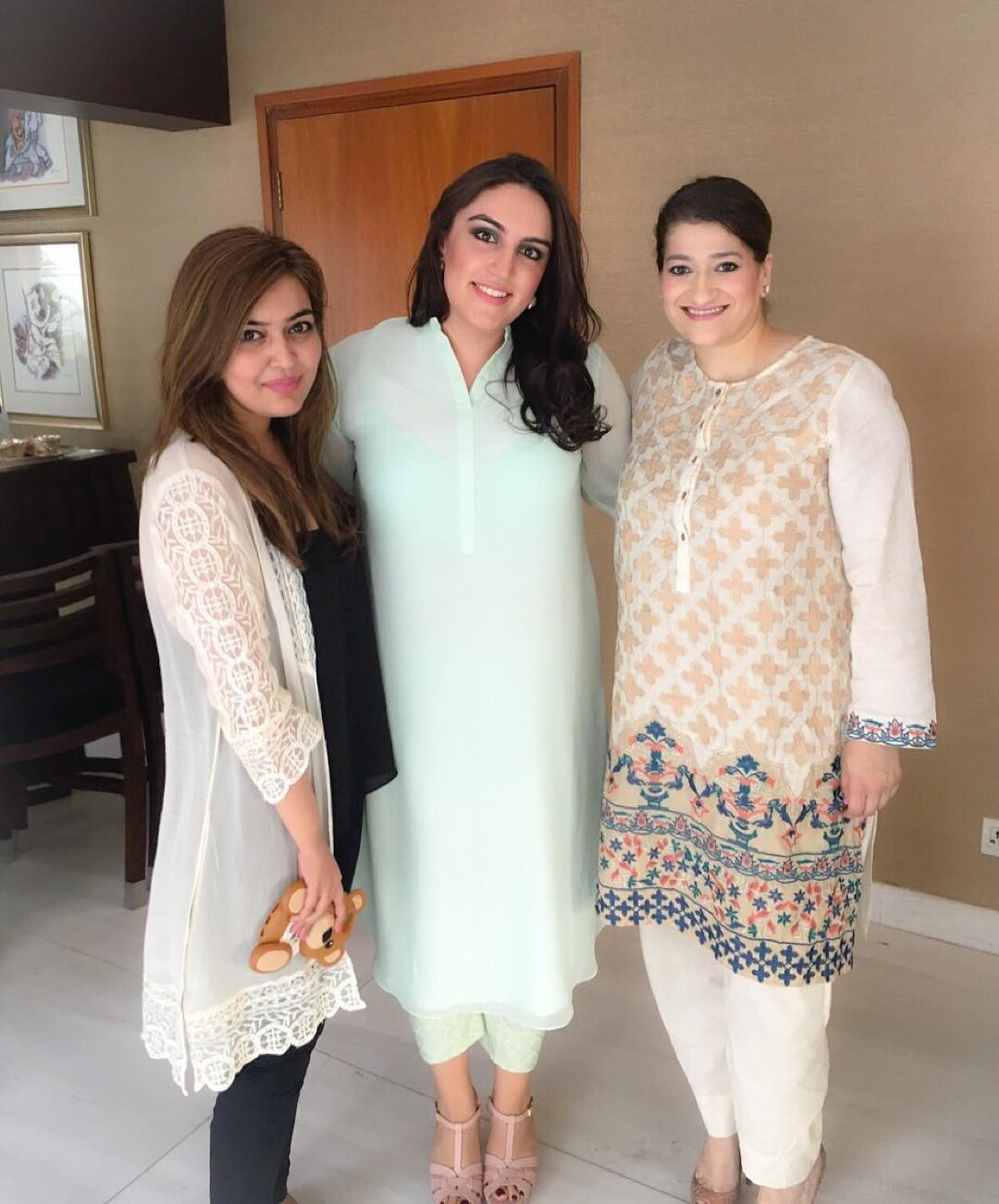 Likely. bakhtawar and asifa bhutto zardari happens. can