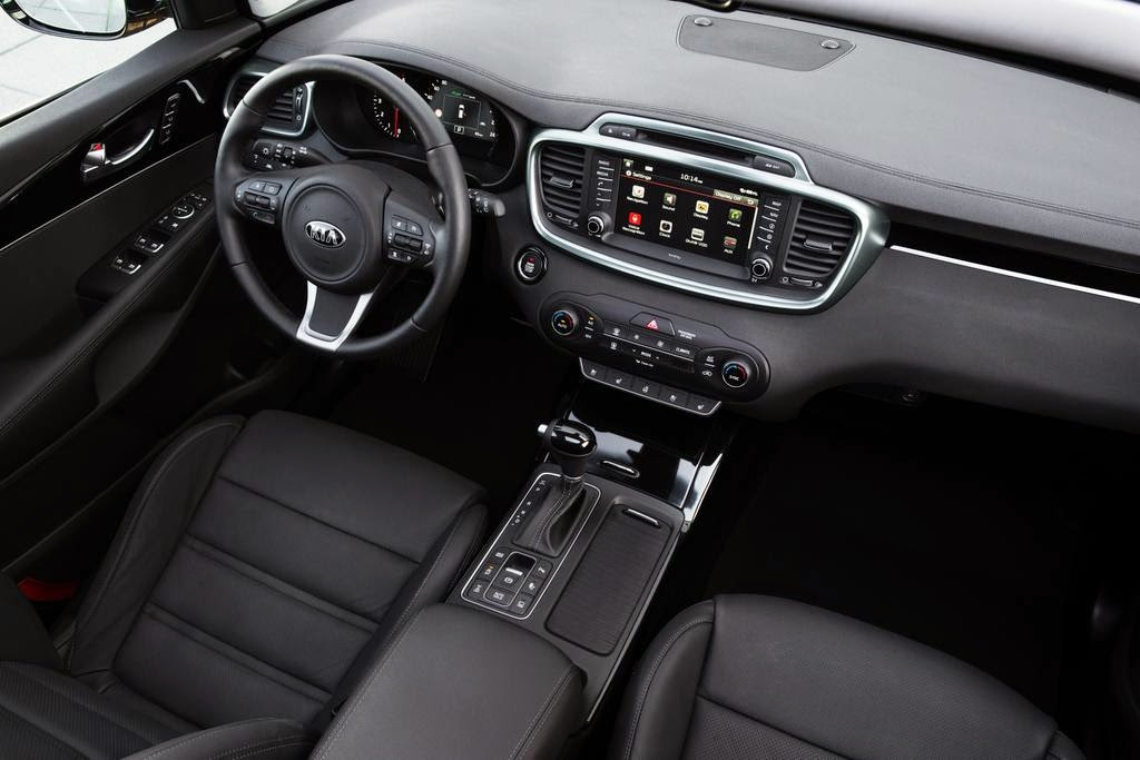 2016 Kia Optima Interiors