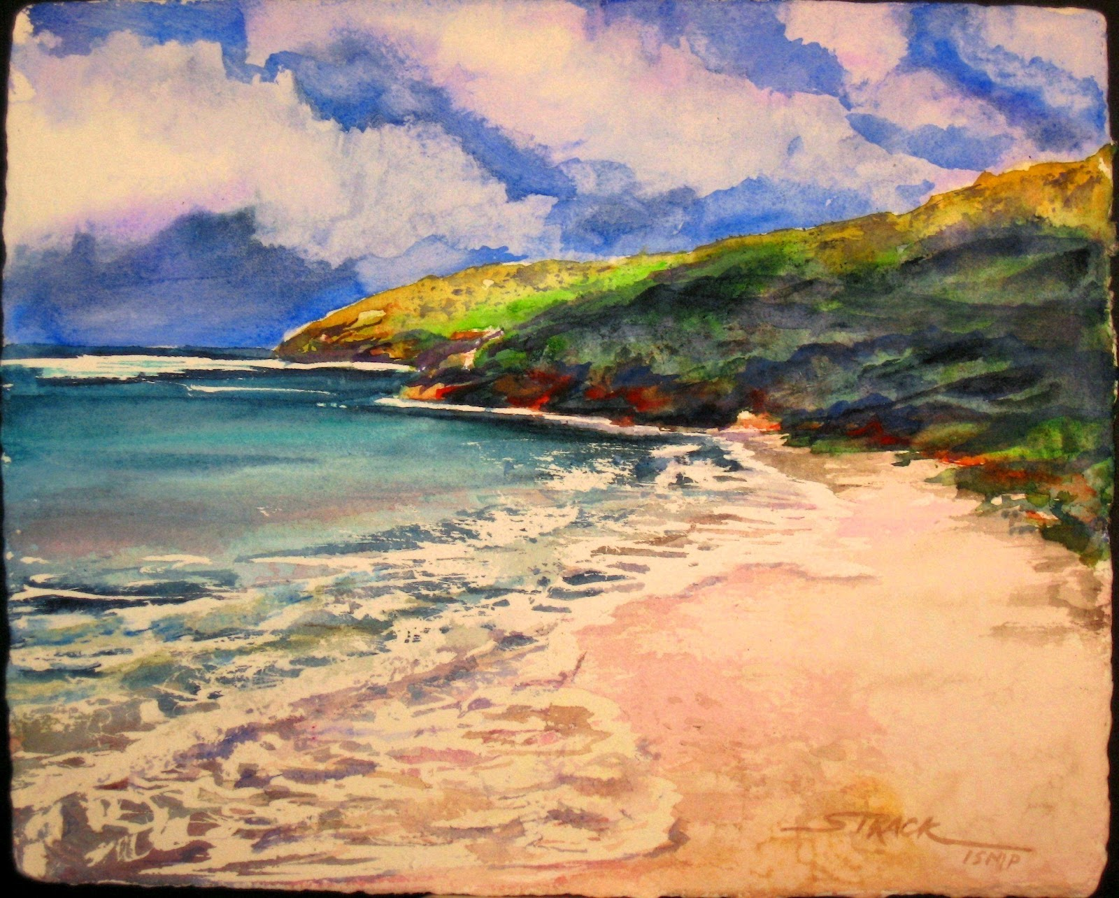 Annie Strack News Watercolor Workshops And More