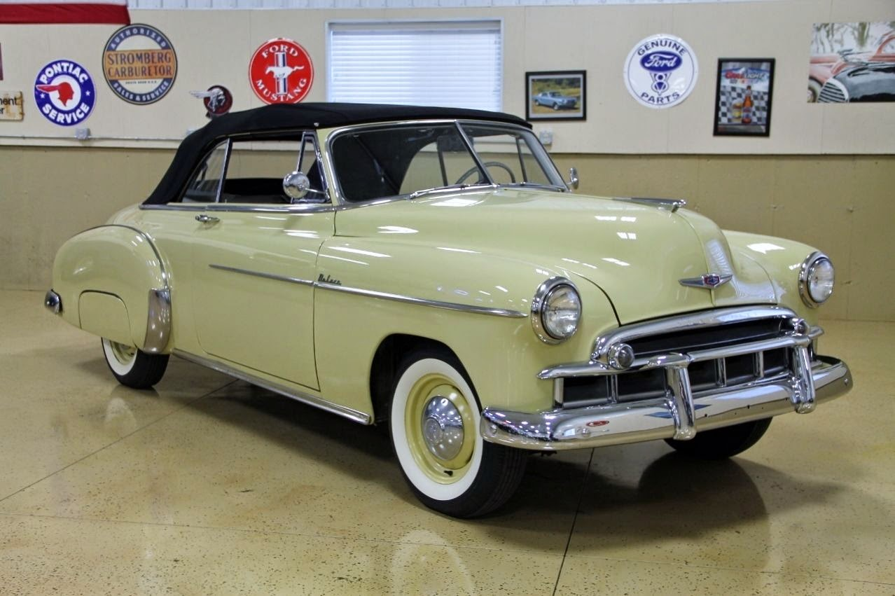 All American Classic Cars: 1949 Chevrolet DeLuxe Styleline ...