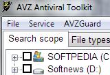 AVZ Antiviral Toolkit Thumb