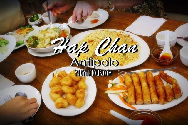 Hap Chan Tea House Restaurant in Antipolo City Rizal, Where To Eat in Antipolo, Restaurants and Coffee Shop in Antipolo