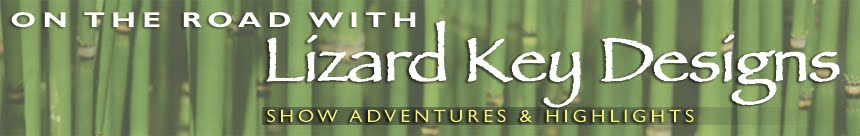 On the Road with Lizard Key Designs