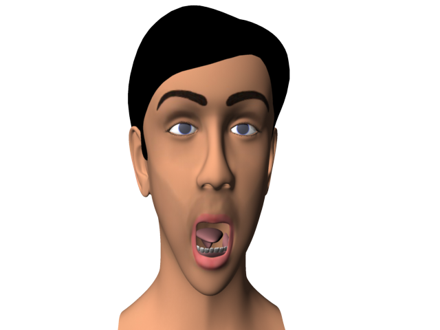 3D_Human_Facial_Animation