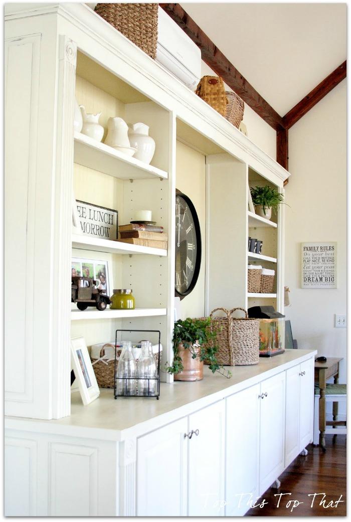 En casa de oly sab as que un mueble de cocina tiene 10 for Muebles de cocina basicos