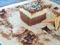 Ledene kocke sa cokoladom