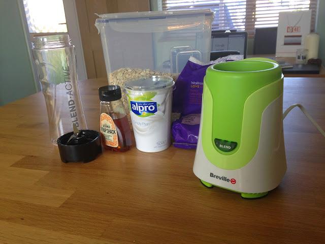 Blend Active Breakfast Smoothie Recipe