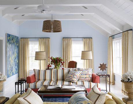 ruang+tamu+biru+muda Desain Ruang Tamu Biru Muda