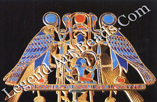 First pectoral of Princess Sit – Hathor – Yunet, from Lahun