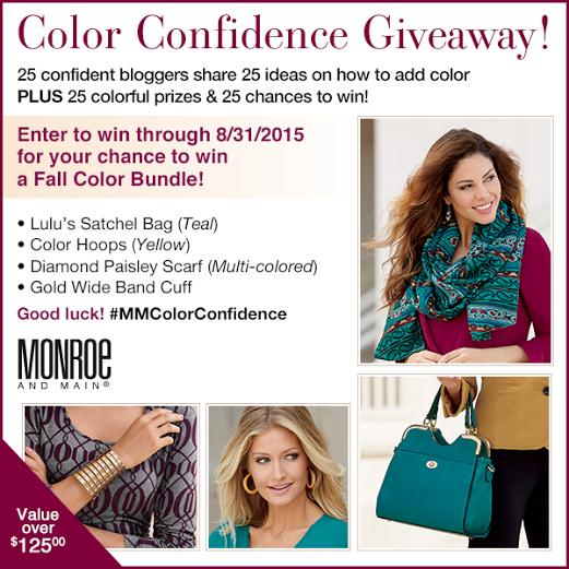 Color Confidence Giveaway