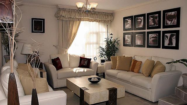 Interior Stylish guest room