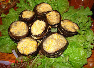 баклажаны под сыром - самый быстрый рецепт