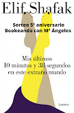 SORTEO: Bookeando con Mª Ángles