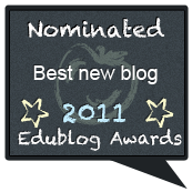 Edublog Nomination