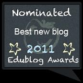 Edublog Nomination