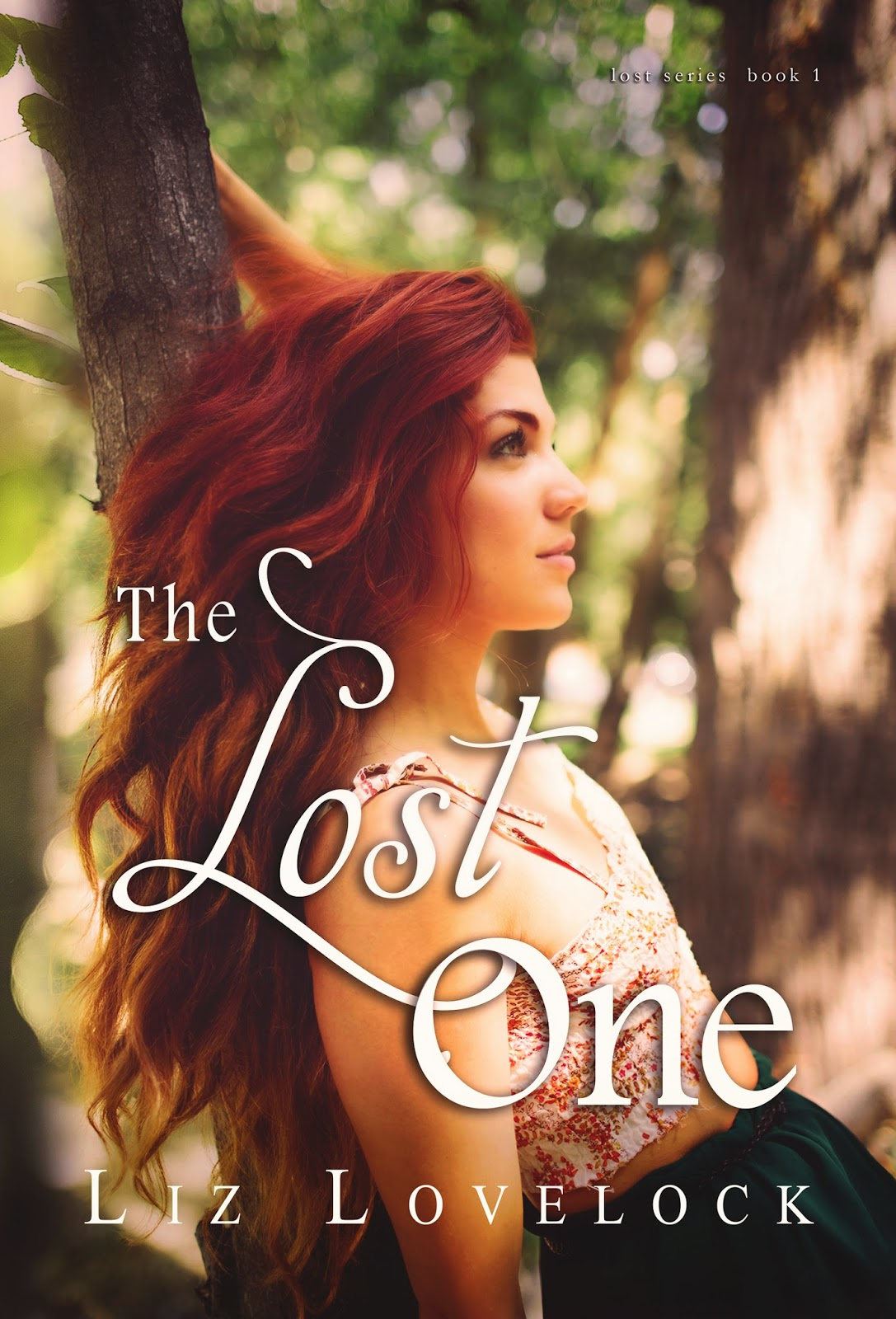 THE LOST ONE By Liz Lovelock,  COVER REVEAL with GIVEAWAY!!