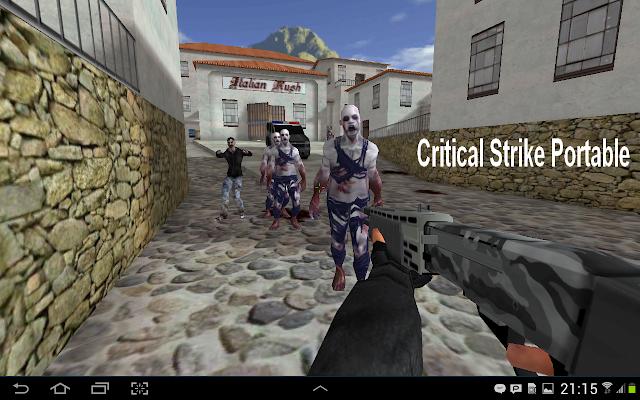 لعبة Critical Strike Portable