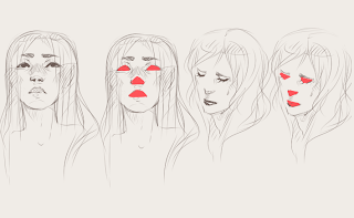 How To Draw Faces 7