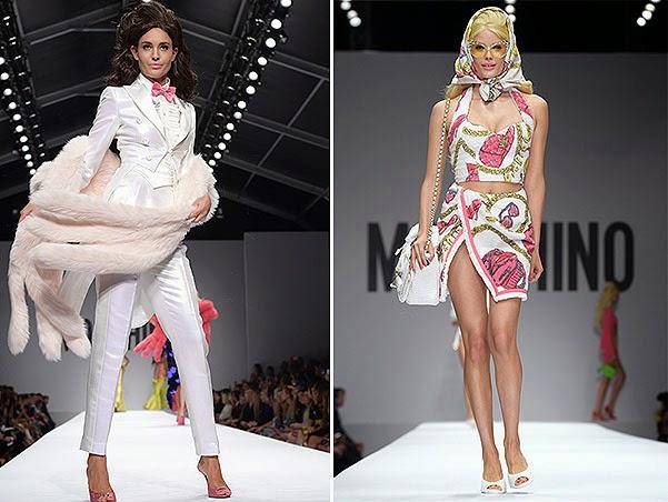 Milan Fashion Week_Moschino show 2