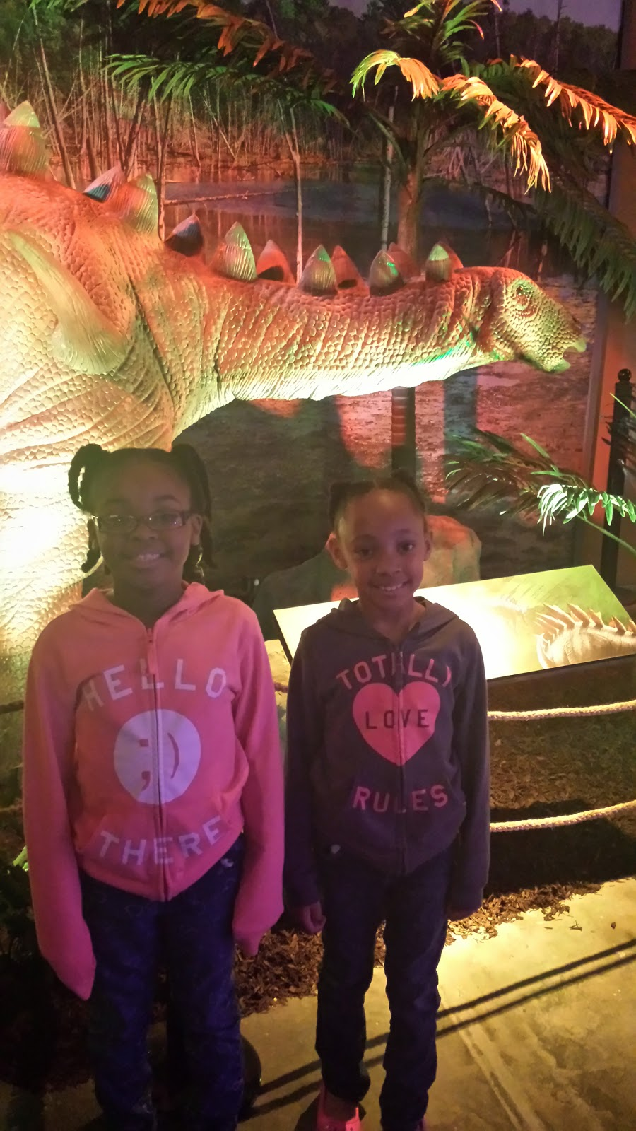 EXTREME DINOSAURS Exhibition in Atlanta Review via ProductReviewMom.com