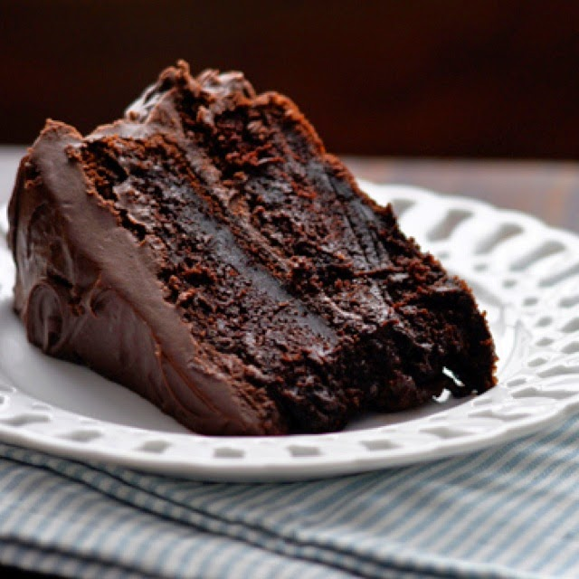 Foodess Moist Chocolate Cake Recipe