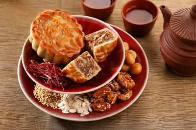 伊比利亞火腿五仁月饼