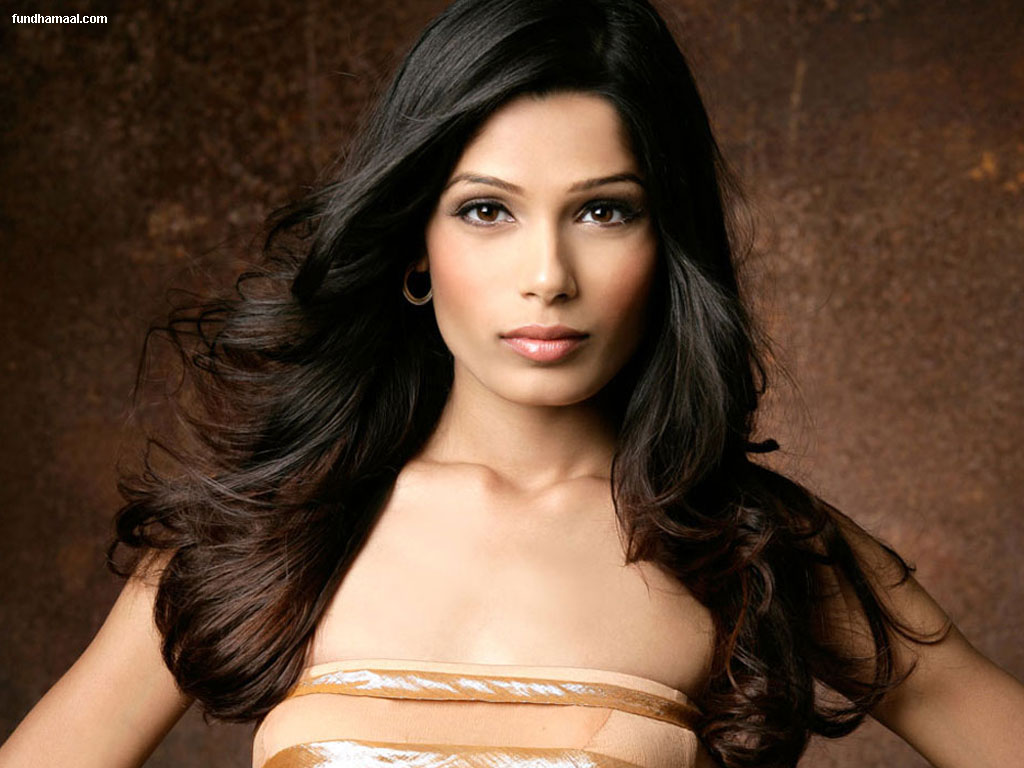 Who is Freida Pinto? |...