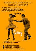 10-17-24 feb i 3 març classes de Lindy Hop