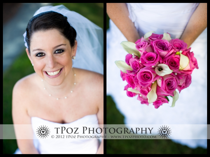 Hillendale Country Club Wedding Bride Groom Portrait
