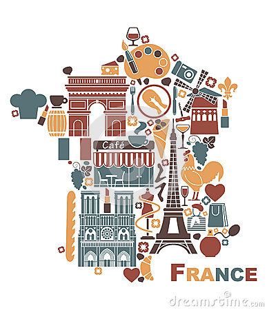 Reconnais-tu les symboles de la France?