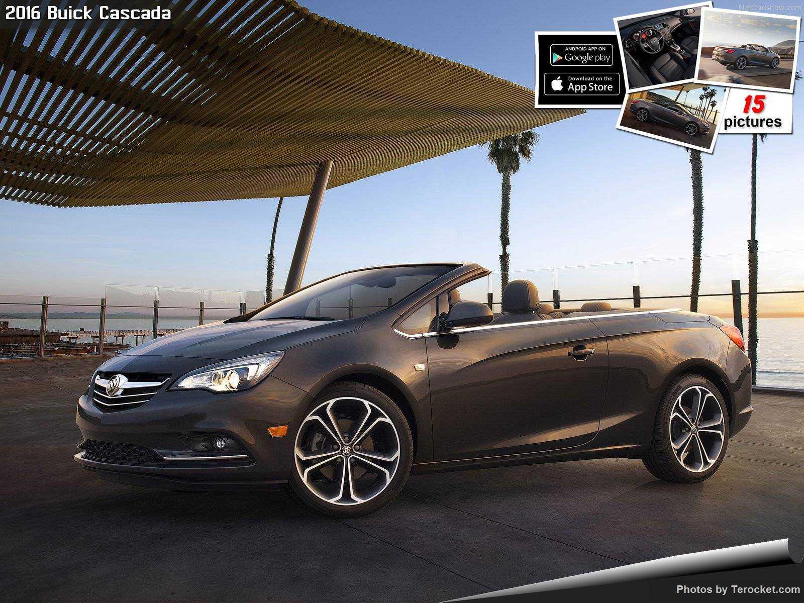 Hình ảnh xe ô tô Buick Cascada 2016 & nội ngoại thất