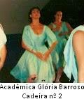 Acadêmica Glória Barroso, cadeira número 2