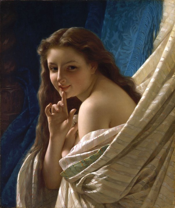 Pierre Auguste Cot 1837-1883 | French academic painter