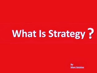 What Is Strategy ppt